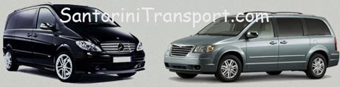 Santorini Transport, Bus, Taxi, Transfers