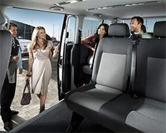 Book a group transfer in Santorini and save money from the beginning of your vacation